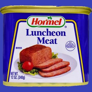 HORMEL LUNCHEON MEAT 24X340g CASE