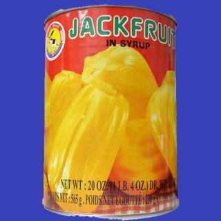 TAS JACK FRUIT IN SYRUP24X 565g CASE