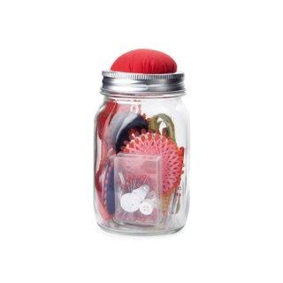 KIKKERLAND(キッカーランド)Mason Jar Sewing Kit ソーイングキット