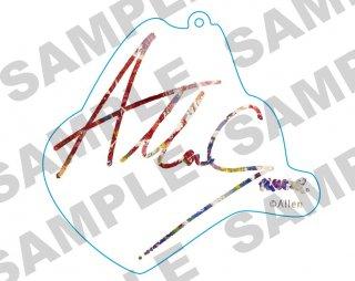Allen suwaru × Yoshimi Saito NEW!! アクリルキーホルダー