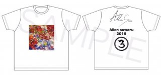 2019新作Allen suwaru OfficialTシャツ