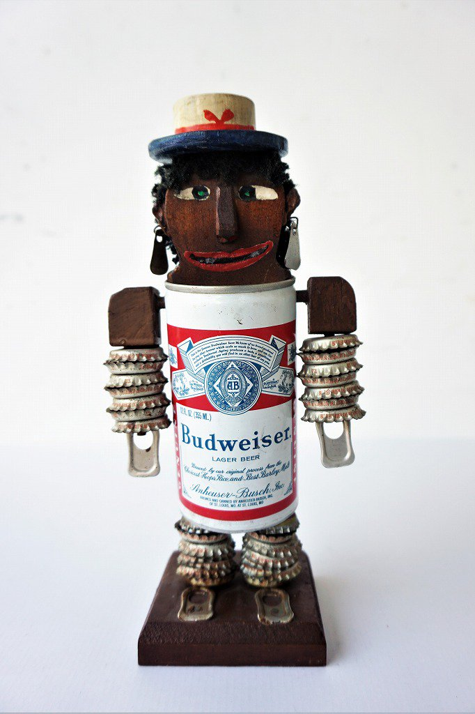 1950-60's ヴィンテージ ボトルキャップ ドール