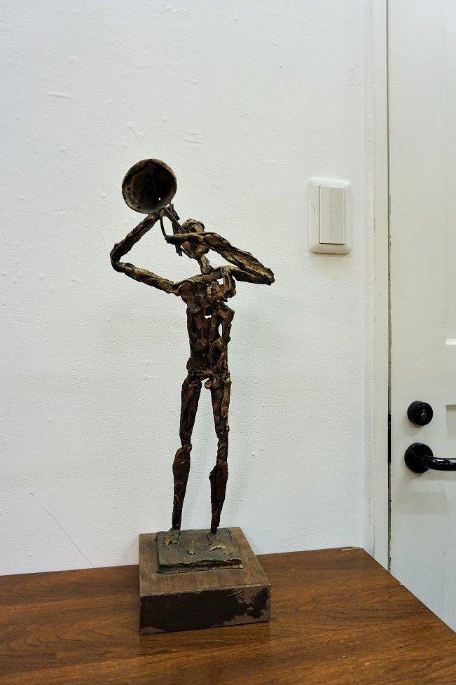 1950-60's ヴィンテージ モダンアート スカルプチャー