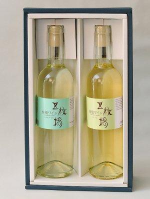 林檎ワインギフトセット(ジョナゴールド+ふじ)