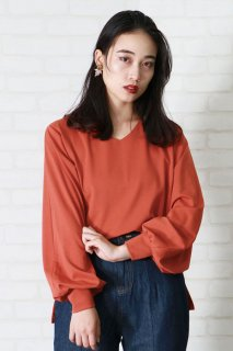 Browsing sleeve pullover
