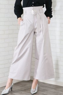 Highwaist wide pants