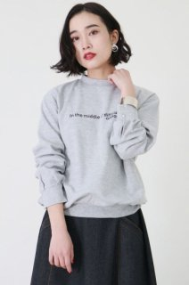 Logo higtneck sweat