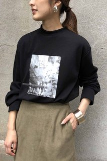 Photograph print sweat