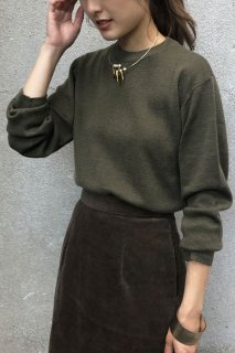Milano Rib Long Sleeve Knit
