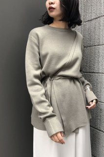 Browsing layered knit