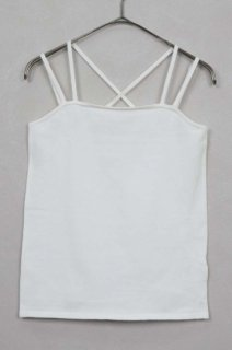 Inner knit camisole