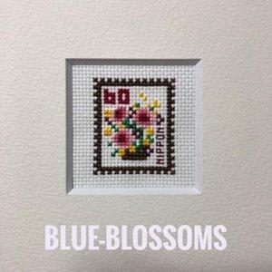切手【Flower2】 図案