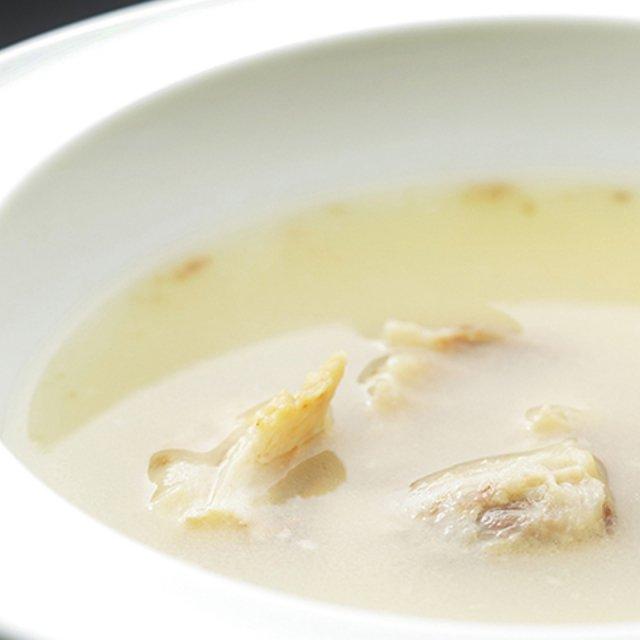 コラーゲンたっぷり 牛テールスープ