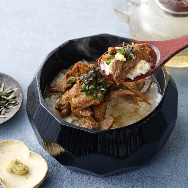 神戸牛まぶし茶漬けセット