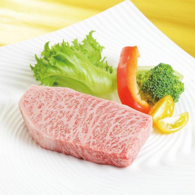 特選黒毛和牛イチボステーキ