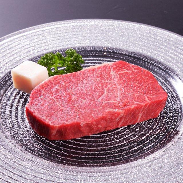 特選黒毛和牛ランプステーキ