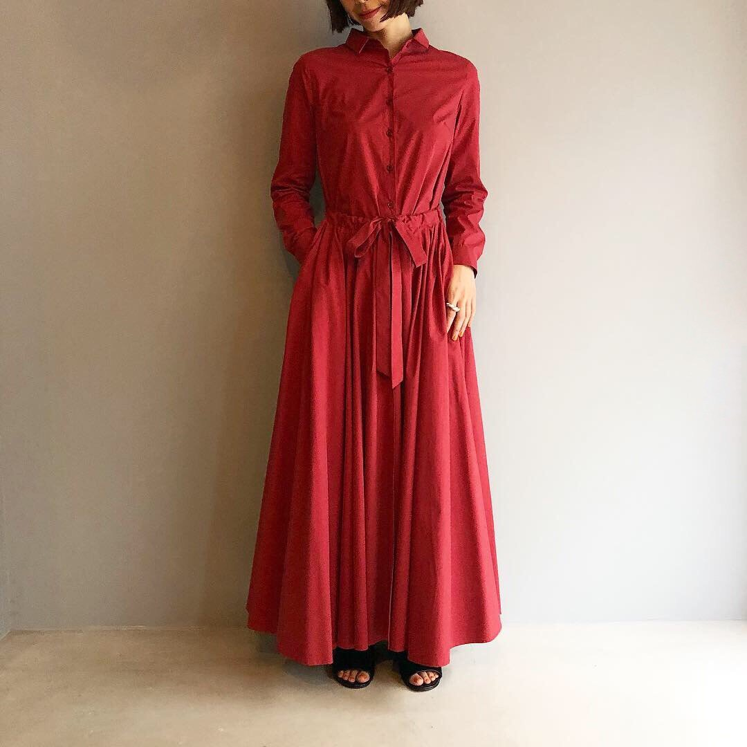 PaleJute 8M one-piece<BR>DEEP RED