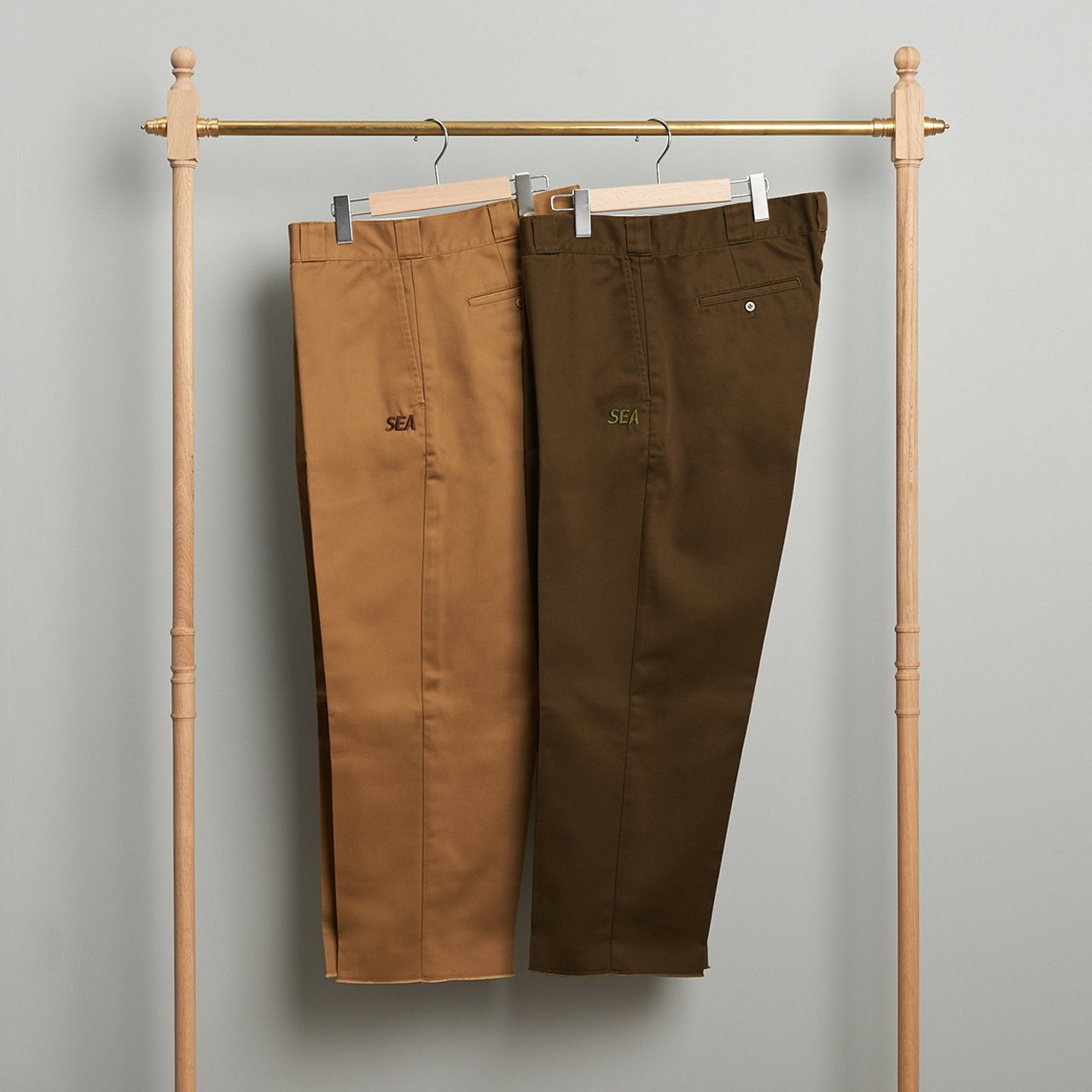 WIND AND SEA<BR>WDS × DICKIES WORK TROUSERS<BR>