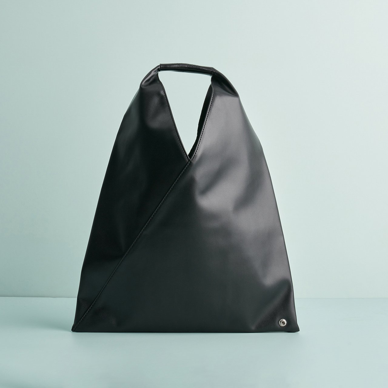 MM6 Maison Margiela PARIS <BR>ミニトート<BR>BLACK