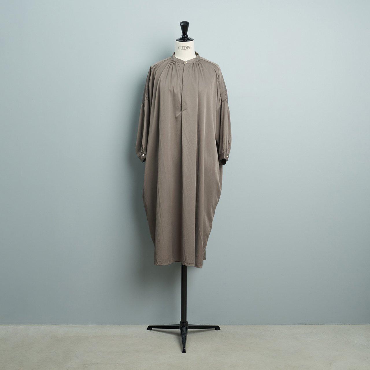 suzuki takayuki <BR>slip-on dress<BR>grey