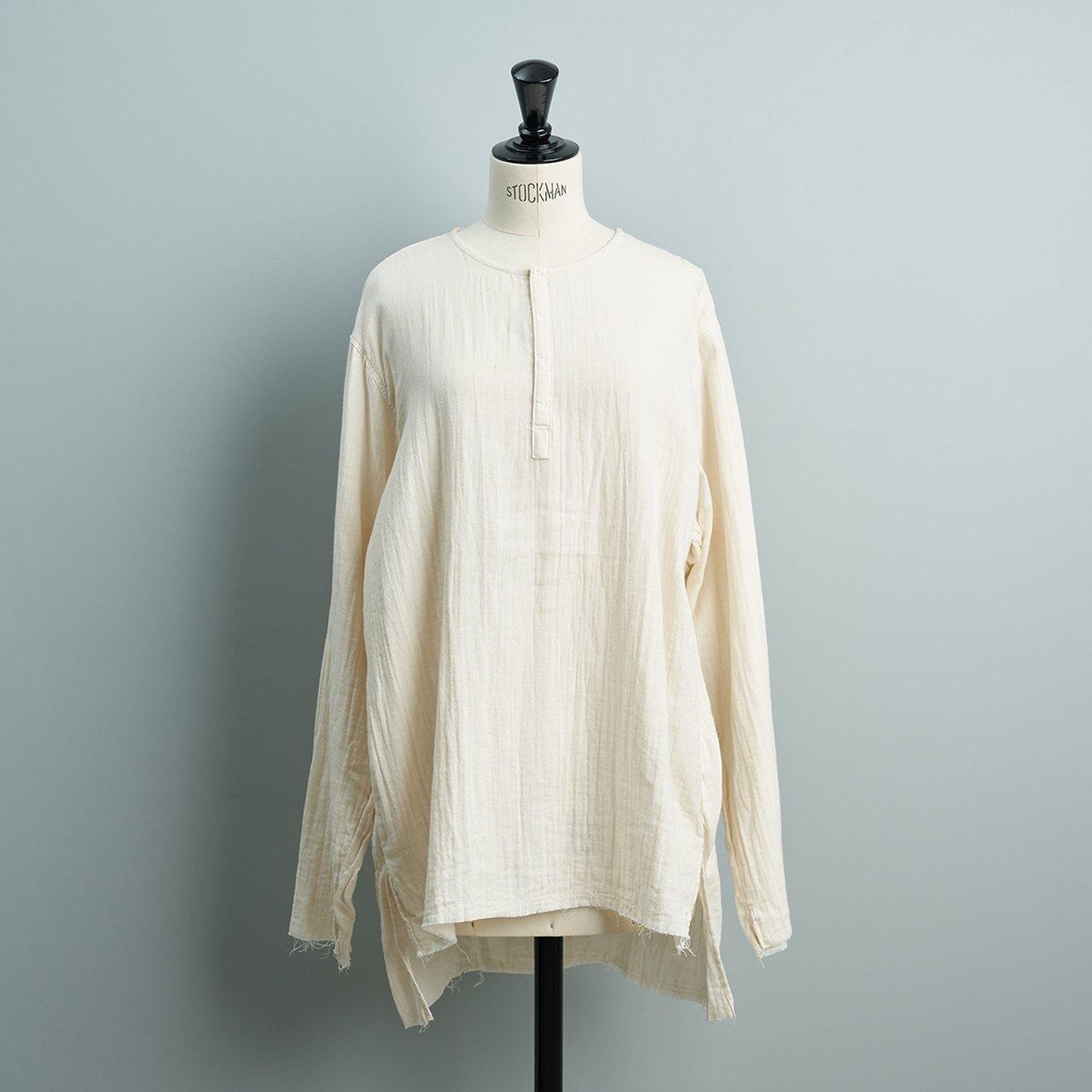 suzuki takayuki <BR>gauze shirt<BR>nude