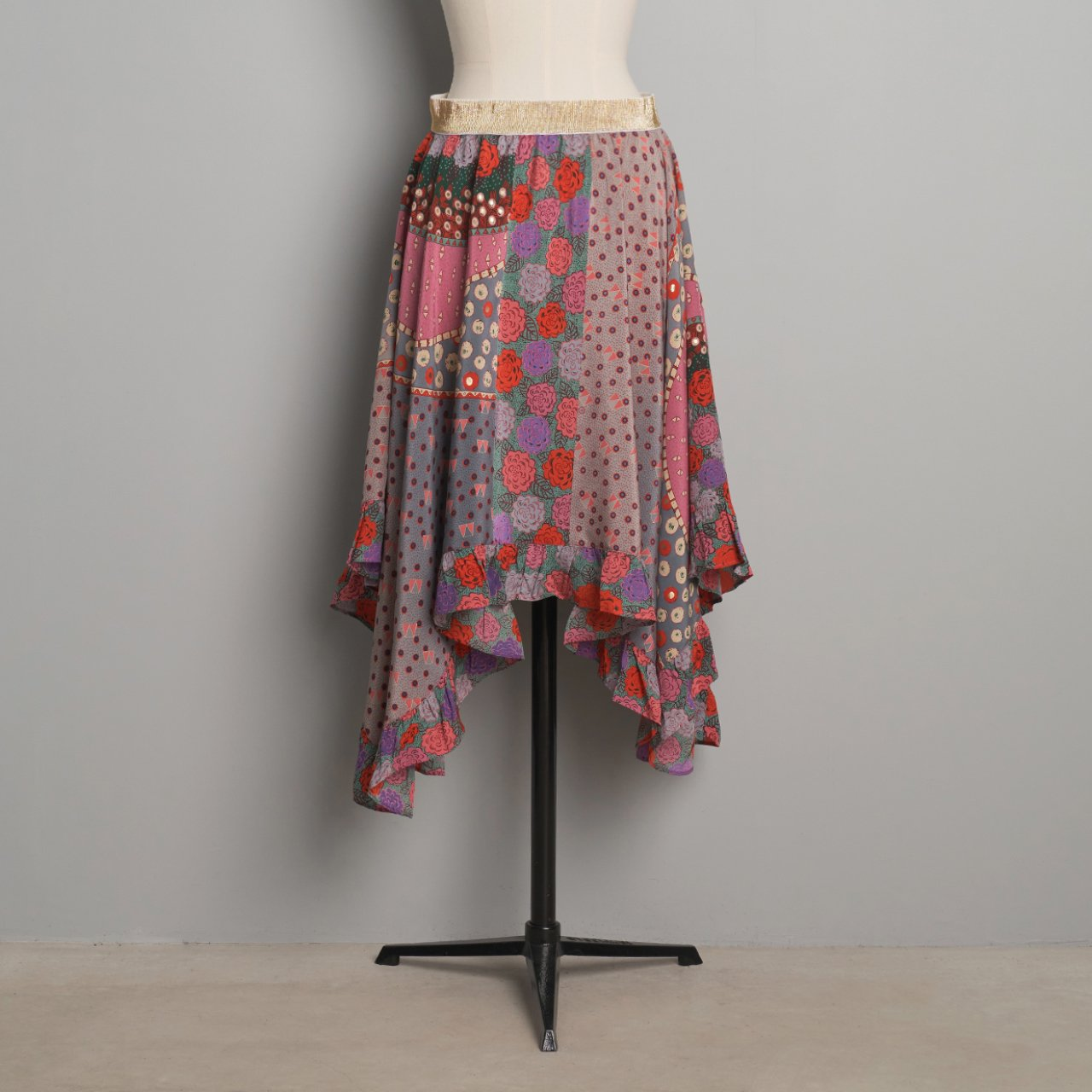 Mes Demoiselles<BR>SKIRT ARALIA<BR>MULTI