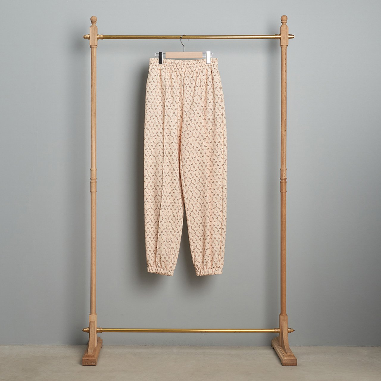 Sea New York<BR>DITSY MIX SWEATPANTS<BR>CREAM