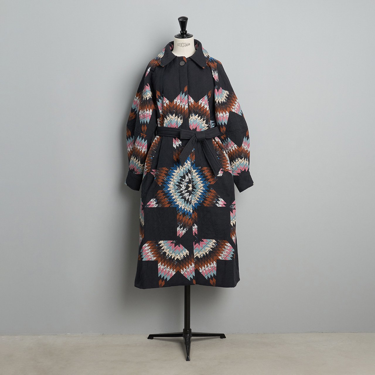Sea New York<BR>LINDSTROM QUILT L/S COAT<BR>MULTI