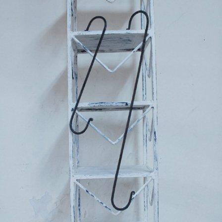 鉄のロングSフック 30cm