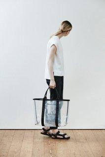 Atelier M/A Transparent Bag L