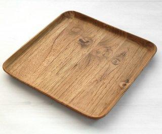 CHABATREE (チャバツリー) BLANCHE スクエアトレイ(正方形) Mサイズ CU198