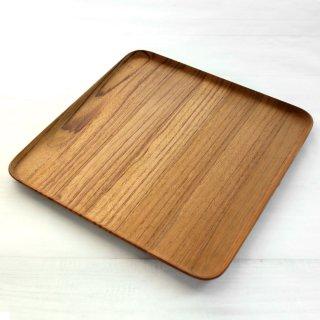 CHABATREE (チャバツリー) BLANCHE スクエアトレイ(正方形) XLサイズ CU202