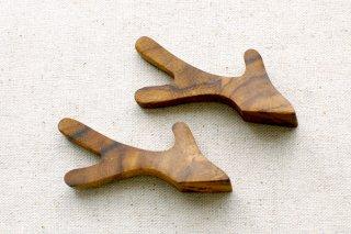 CHABATREE (チャバツリー) Forest 小枝箸置き 2個セット No.2 CH003-2