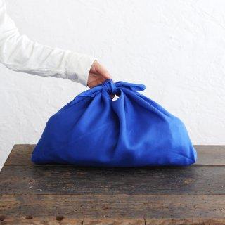 リネンのあづま袋 M 50cm ロイヤルブルー