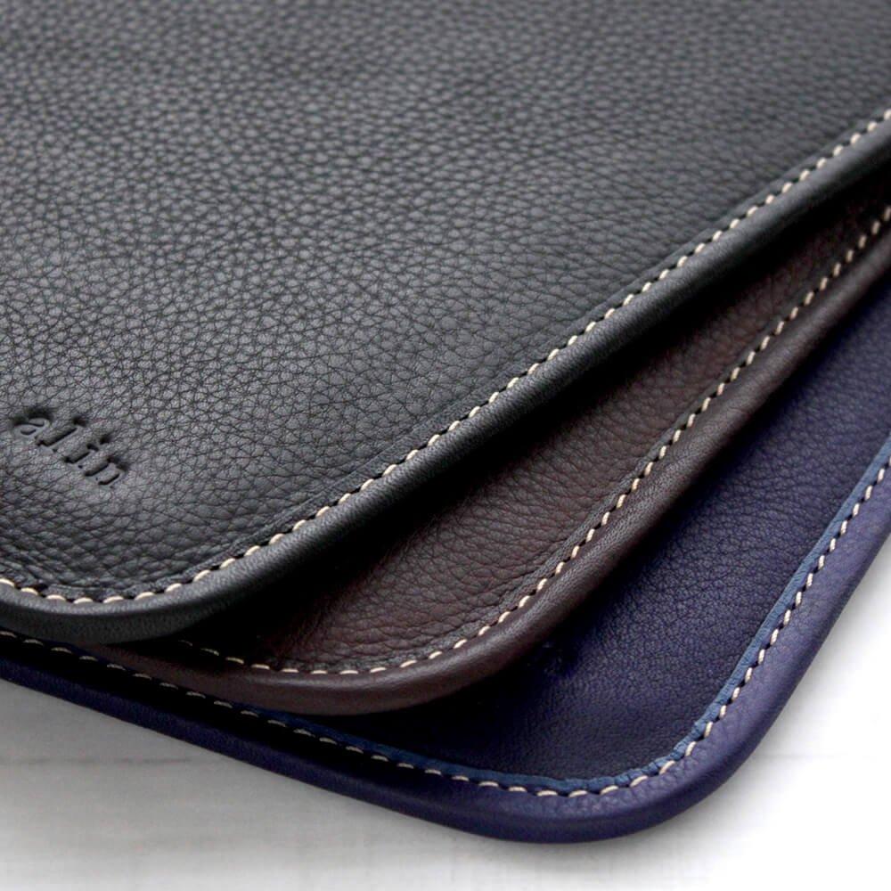 MacBook(13インチ) 本革レザースリーブケース
