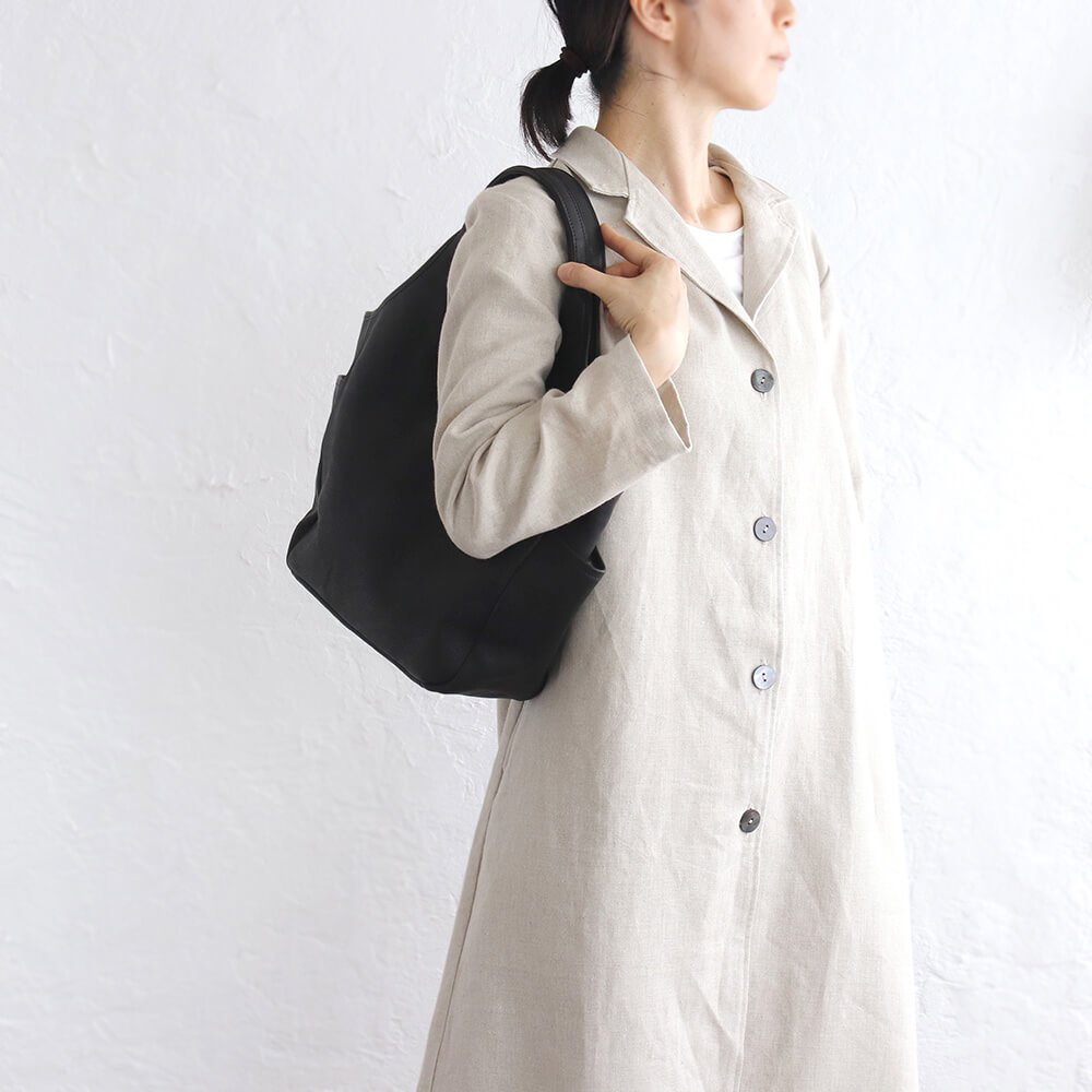 羊毛100%フェルトトートバッグ