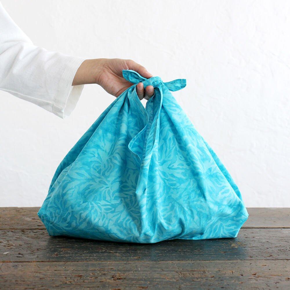 コットン あづま袋 M 50cm バッグinバッグ、かごバッグに