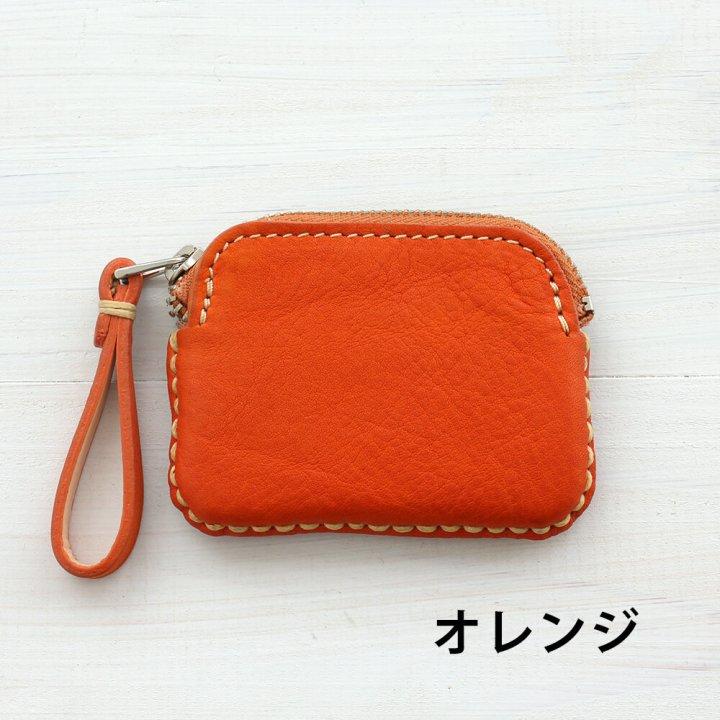 本牛革レザーコインケース DD(小銭入れ)