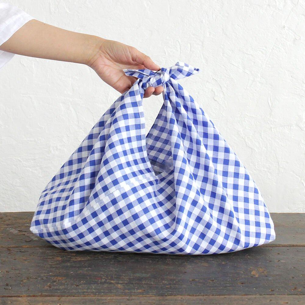 あづま袋 M 50cm バッグinバッグ、かごバッグに