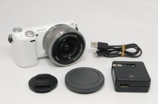 ミラーレスデジタル一眼 ソニーα NEX-5R 16-50mm Eマウント (24-75mm相当) 極上美品