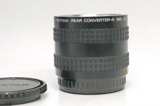ペンタックス 645用 リアコンバーター -A 2×