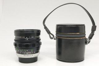 ミノルタ MC 16mm F2.8 魚眼レンズ 清掃済