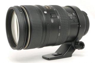 ニコン ED AF VR-ニッコール 80-400mm F4.5-5.6 D 超美品