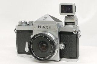 NIKKOR-O  2.1cm F4(F、F2用)ファインダー付