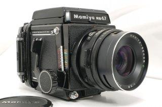 マミヤ RB 67 PRO S  90mm F3.8付