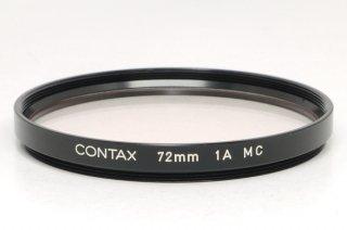 コンタックス 72mm 1A MC 極上美品