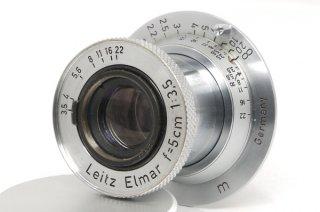 ライカ エルマーL 5cm F3.5 極上美品