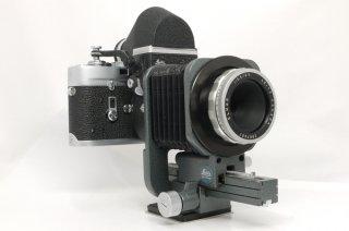 ライカ ベローズ用アダプター 16558Z (エルマリートM 90/2.8  エルマーL 90/4  ビゾ用エルマー 65/3,5) 極上美品