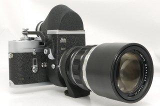 ライカ テリート 200mm F4   L39マウント (ビゾ用) 極上美品