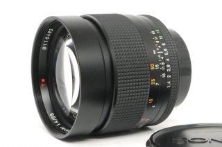 プラナー 85mm F1.4 MMJ 極上美品